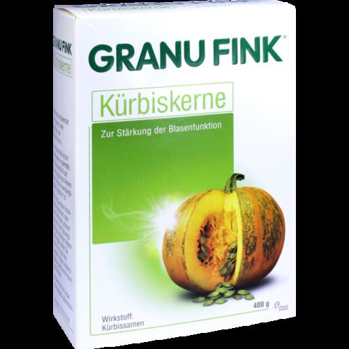 Verpackungsbild(Packshot) von GRANU FINK Kürbiskerne