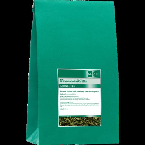 Verpackungsbild(Packshot) von BRENNNESSELBLÄTTER Tee
