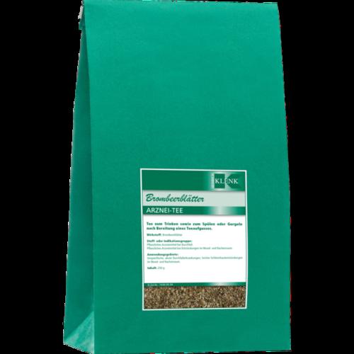 Verpackungsbild(Packshot) von BROMBEERBLÄTTER Tee
