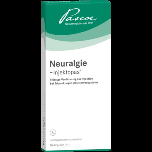 Verpackungsbild(Packshot) von NEURALGIE Injektopas Ampullen