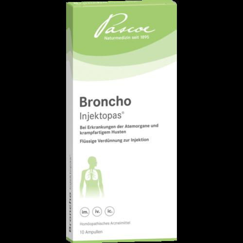 Verpackungsbild(Packshot) von BRONCHO INJEKTOPAS Ampullen