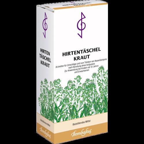 Verpackungsbild(Packshot) von HIRTENTÄSCHELKRAUT Tee
