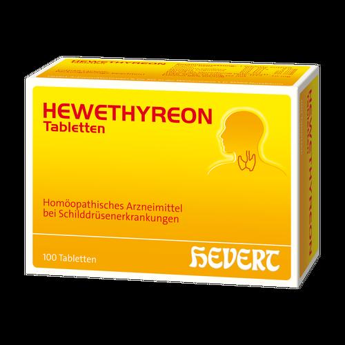 Verpackungsbild(Packshot) von HEWETHYREON Tabletten