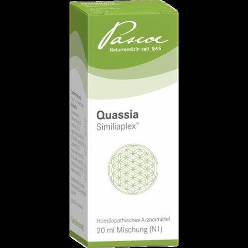 Verpackungsbild(Packshot) von QUASSIA SIMILIAPLEX Mischung
