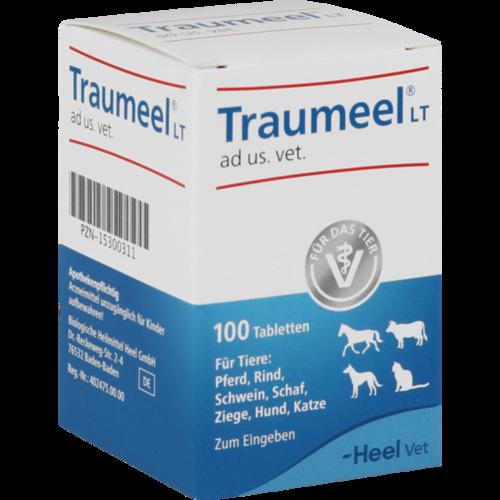 Verpackungsbild(Packshot) von TRAUMEEL LT ad us.vet.Tabletten