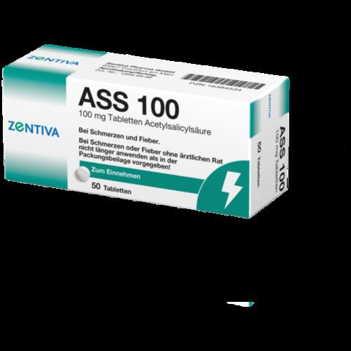 Verpackungsbild(Packshot) von ASS 100