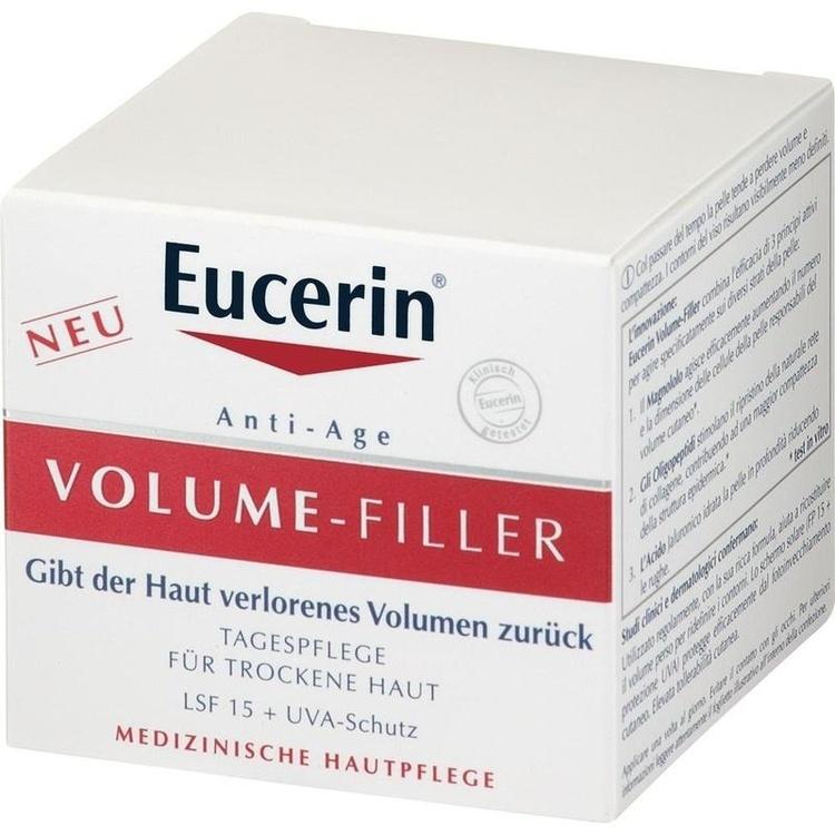 EUCERIN Anti-Age VOLUME-FILLER Tag trockene Haut 50 ml