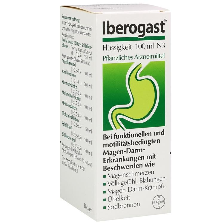 IBEROGAST flüssig 100 ml