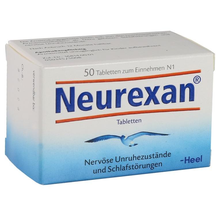 NEUREXAN Tabletten 50 St