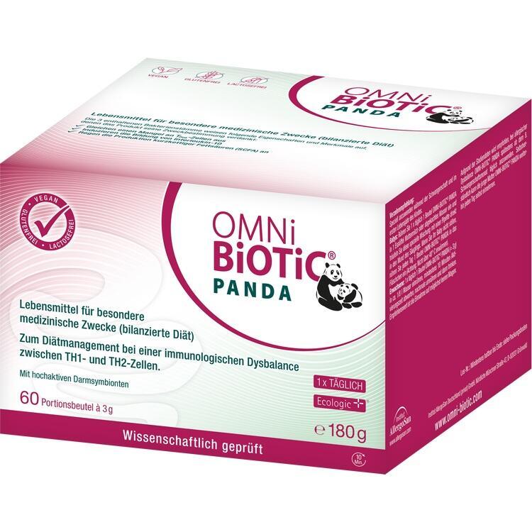 OMNI BiOTiC Panda Beutel 60X3 g