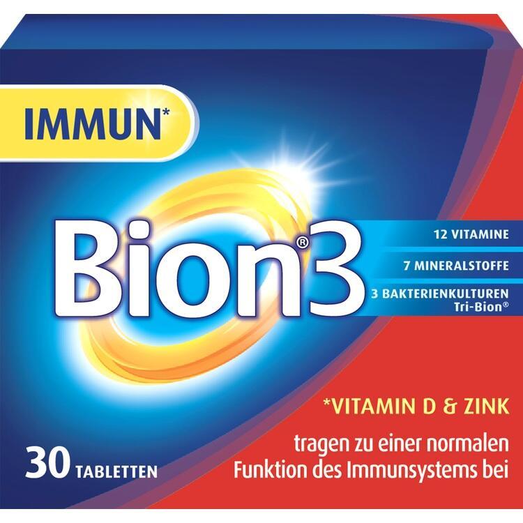 BION 3 Tabletten 30 St