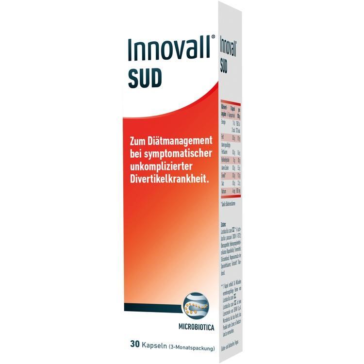 INNOVALL Microbiotic SUD Kapseln 30 St