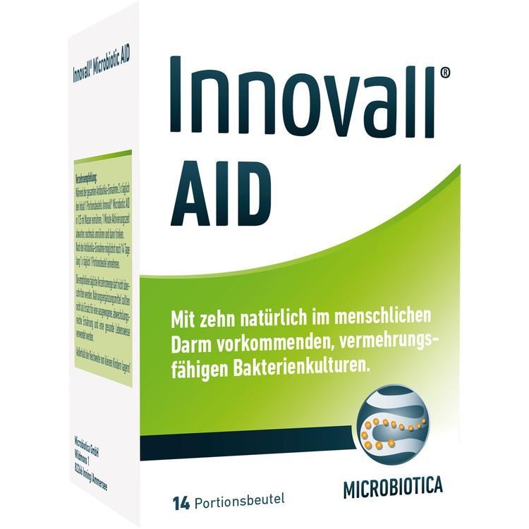 INNOVALL Microbiotic AID Pulver 14X5 g